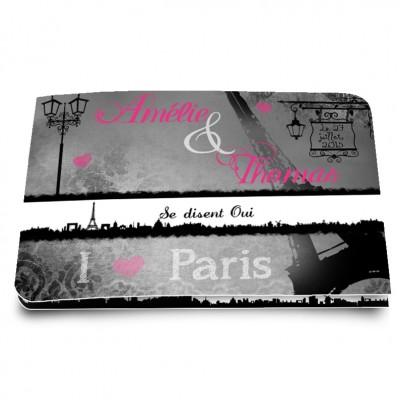 Faire-part I love Paris